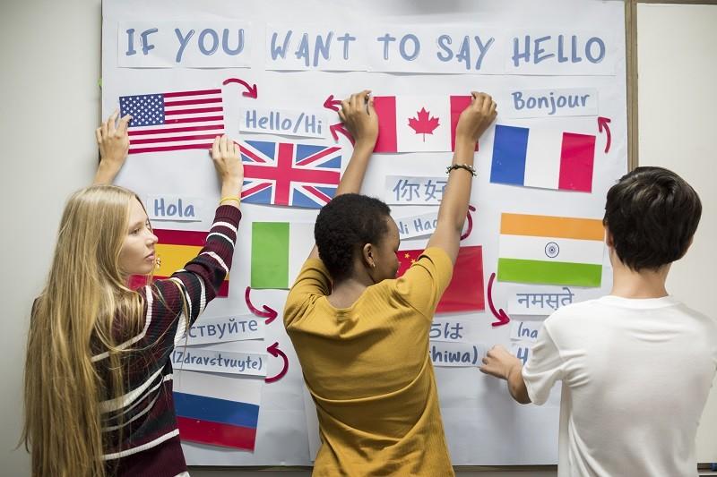 kursy jezykowe dla mlodziezy