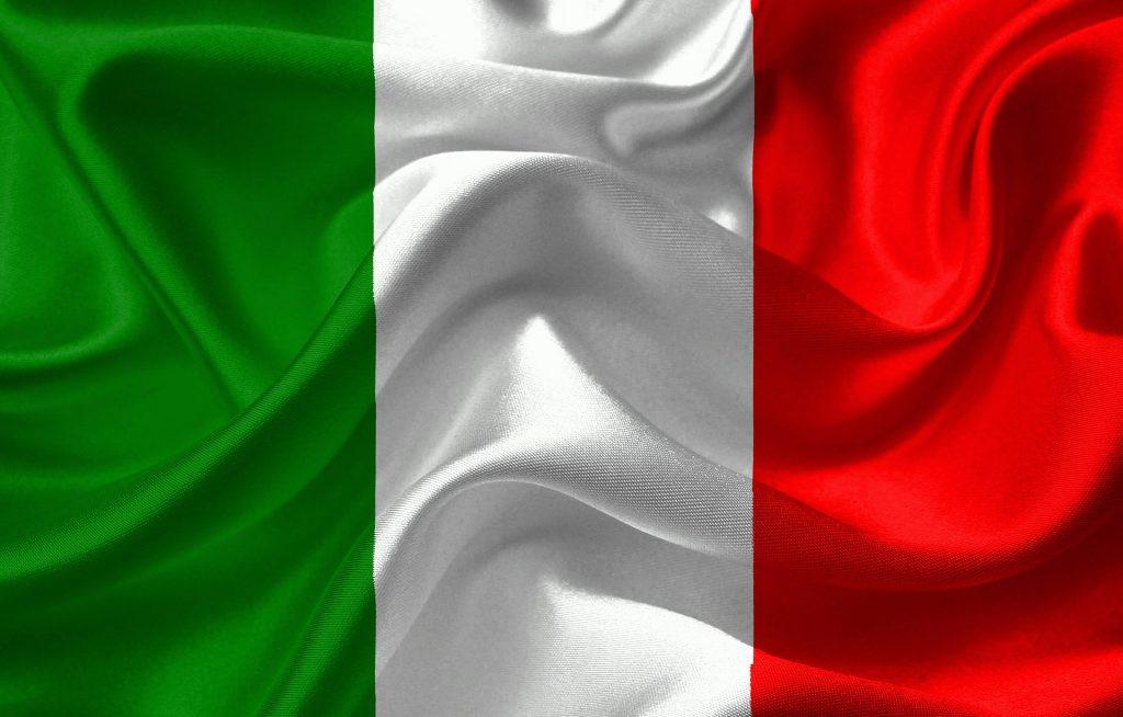 szeroki wybór języków obcych włoski